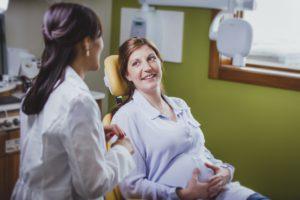 Лечение зубов для беременных